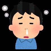 子どもの鼻水が出る主な病気