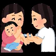 子どものかかりやすい感染症(予防接種がある病気)