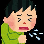 子どもの咳が出る主な病気